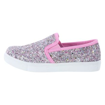 Zapatos casuales Glitter para niñas