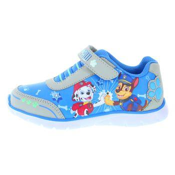 Zapatos para correr con luces de Paw Patrol para niños pequeños