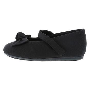 Zapatos Ana Wrap Bow para niñas pequeñas