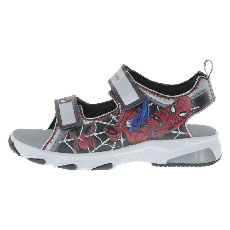 Sandalias-Spiderman-para-niños-PAYLESS