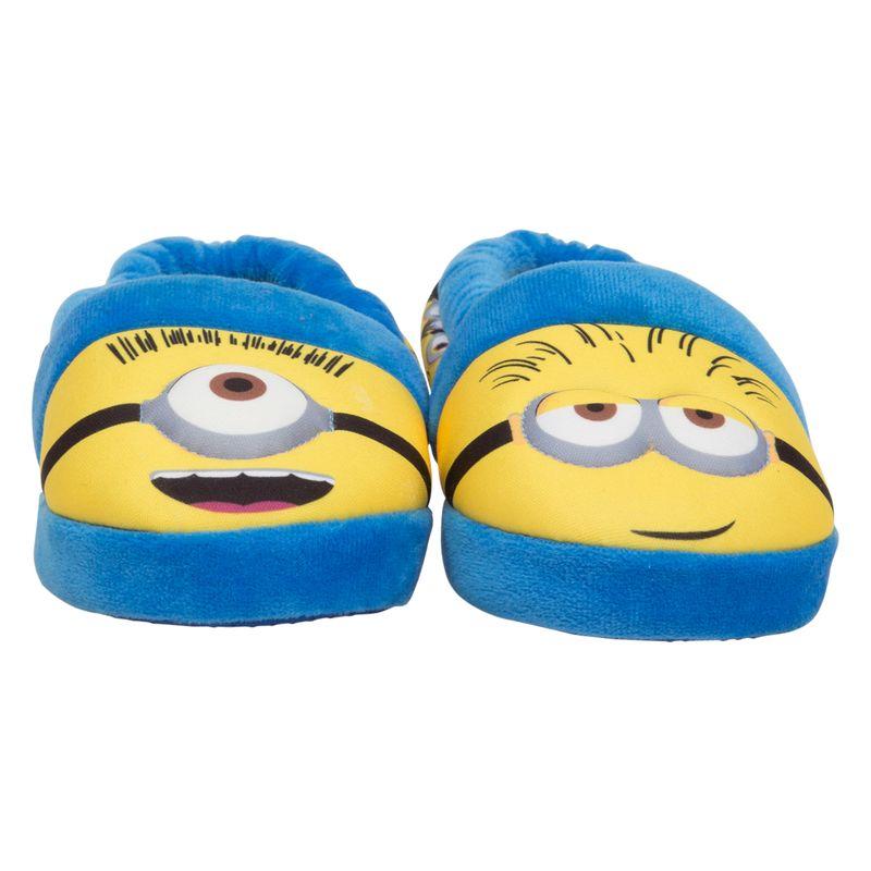Pantuflas-Minion-para-niños-pequeños-PAYLESS