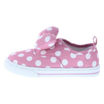 Zapatos Minnie Bow para niñas pequeñas