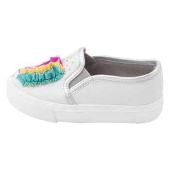 Zapatos Unicornio raffle para niñas pequeñas