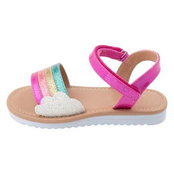 Sandalias Arcoiris para niñas pequeñas