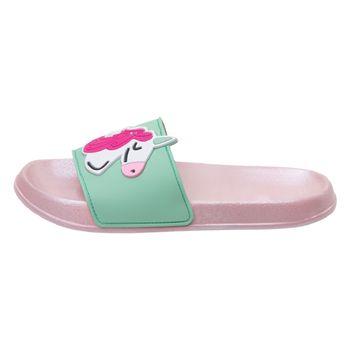 Sandalias Unicornio para niñas
