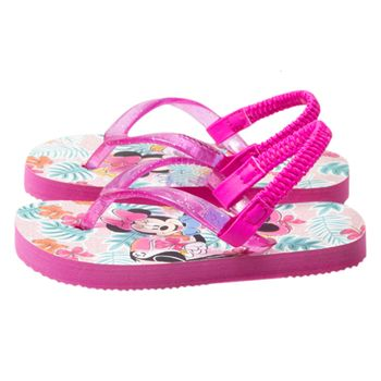 Sandalias Minnie para niñas pequeñas