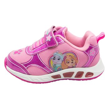 Zapatos para correr Paw Patrol para niñas pequeñas
