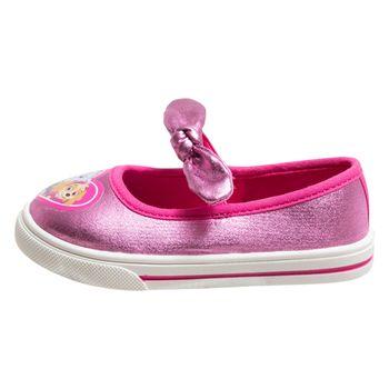 Zapatos Paw bow para niñas pequeñas